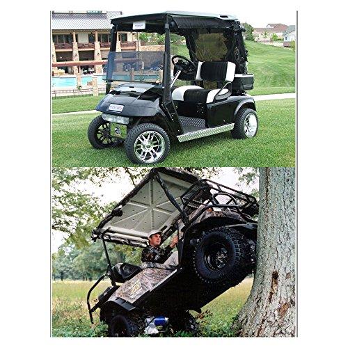 Golf Cart Motors - EZGO Motor & Controller for Speed & Torque : Regen PDS Model : 14-18 mph & +70% Torque - 170-502-0001 Motor w/ 500 Amp Controller (Orange Option) - includes Solenoid & Wire kits by D&D Motor Systems (Image #6)