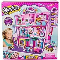Shopkins Shoppies Shopville Super Mall