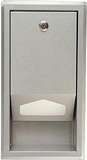 product image for Koala Kare Stainless Steel Baby Changing Table Liner Dispenser