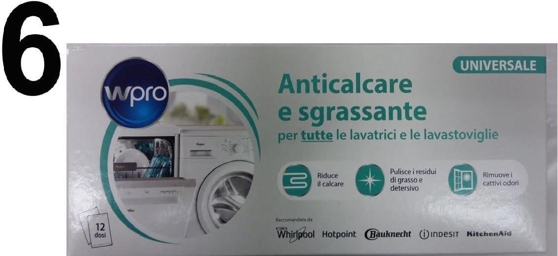Desincrustante Desengrasante antical lavadora y lavavajillas ...
