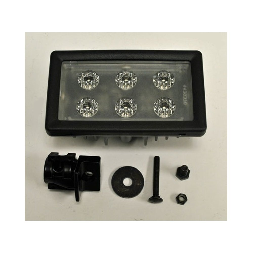 RE330061 New LED Light & Bracket Kit for JD Case Tractor MX100 110 120 MX... by RAPartsinc
