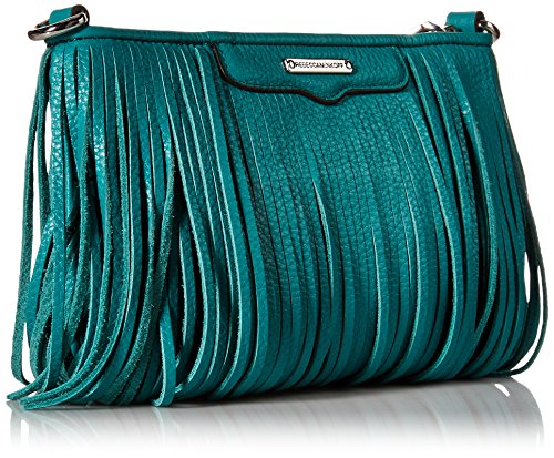 Finn Rebecca Cross Minkoff Body Green Bag Sea pwxHPwO
