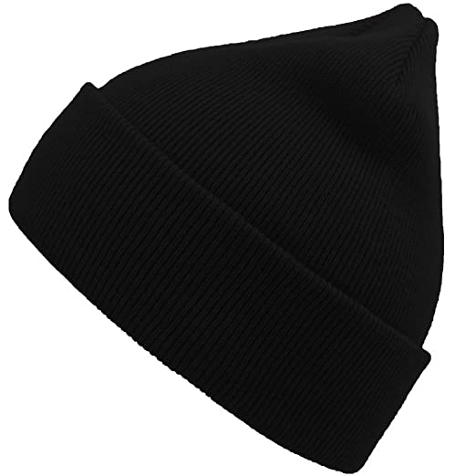 28b1d491f18 MaxNova Men s Beanie Black at Amazon Men s Clothing store