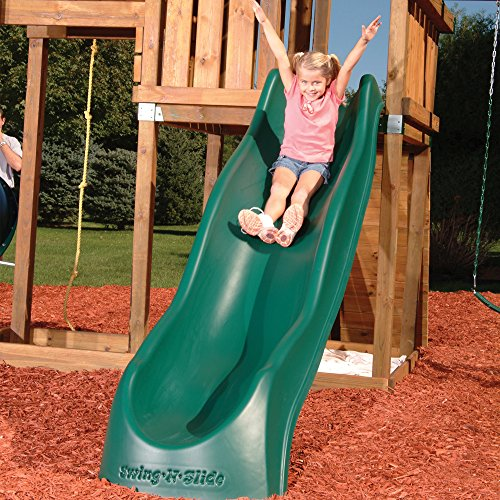 Buy outdoor playsets for small yards