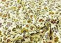 リバティ風 花柄 生地【パープル】ツイル リバティのようなかわいい小花柄の綿プリント生地 布 布地 手芸【1m単位】の商品画像