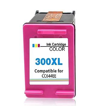 Ink seller 1 XL Compatible HP 300 XL Couleur Cartouche d encre Remplacement  Pour Deskjet D1600 c1d27a911cbc