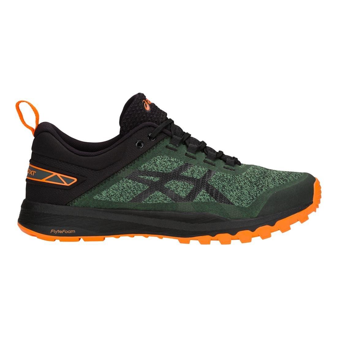 ASICS Gecko XT Men's Running B077MQ6BJF 10 M US|Cedar Green/Black