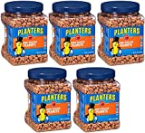 Planters Honey Roasted Peanuts, 34.5 Ounce, 10 Tubs