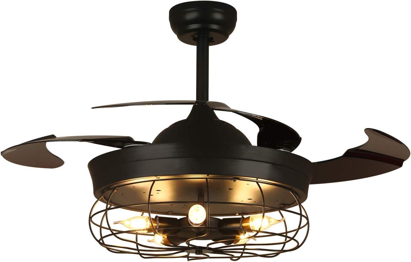 NOXARTE Industrial Ceiling Fan