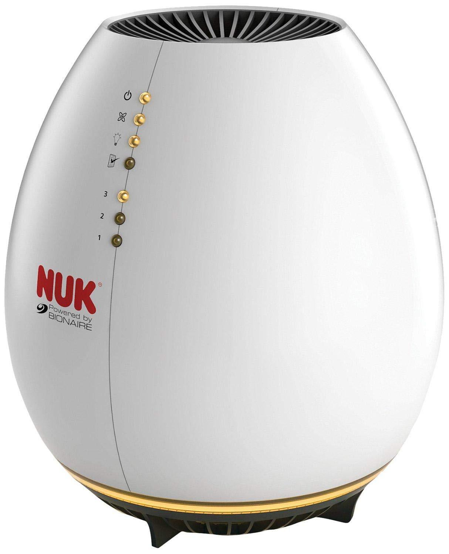 NUK 空気清浄器 Hepa-Type Air Purifier [並行輸入品] (white)  White B07JB56Z57