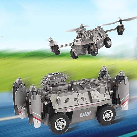 Jiulonerst-1Set FY330 2 en 1 Modo de Aire y Tierra 0,2 MP 720P ...
