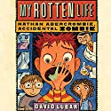 My Rotten Life Audiobook by David Lubar Narrated by Matthew Brown, Kathleen McInerney