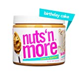 Nuts 'N More Birthday Cake Peanut Butter
