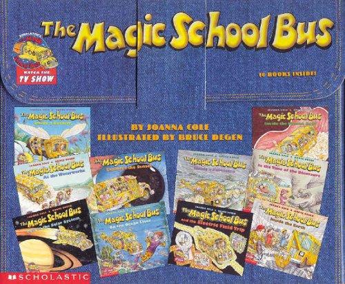 The Magic School Bus Briefcase