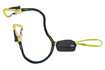Klettersteigset Edelrid : Edelrid klettersteigset cable vario oasis icemint amazon