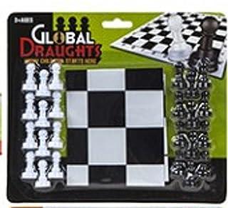 FAMIGLIA giochi da tavolo scacchi LUDO TIC TAC TOE SNAKES AND LADDERS (correnti d'aria) inker