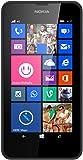 Nokia Lumia 635 4G UK SIM-Free Smartphone - Black (Windows, 4.5-inch, 512MB RAM and 8GB storage)
