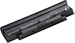 J1KND Laptop Battery Replacement for Dell N7110 N7010 N5110 N5010 N4010 N4110 N5040 N5030 M5030, fits p/n 04YRJH 07XFJJ 9T48V W7H3N 9TCXN YXVK2-[6-Cell,58wh]