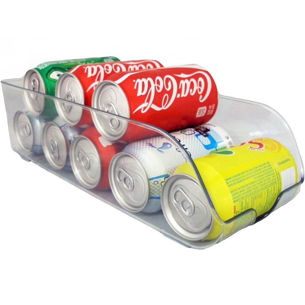 Dial Industries Refrigerator Soda Beverage Can Dispenser