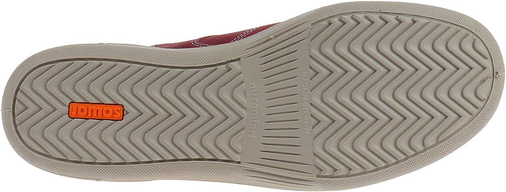 Jomos 417302EA12565 - Zapatillas de Running para Hombre, diseño de Malaga Medoc, Color Rojo, Talla 46 EU: Amazon.es: Zapatos y complementos