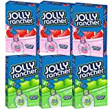 jolly ranchers soda - Jolly Rancher Singles To Go Drink Mix -- 36 Singles Packs, Sugar Free (3 Boxes of Green Apple Singles, 3 Boxes of Watermelon Singles)