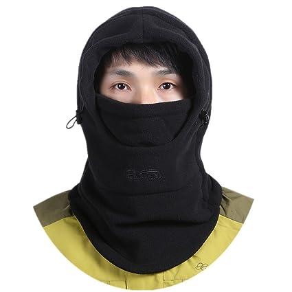Amazon.com  HZTG Men s and Women s Winter Windproof Cap Thick Double ... 3876540022