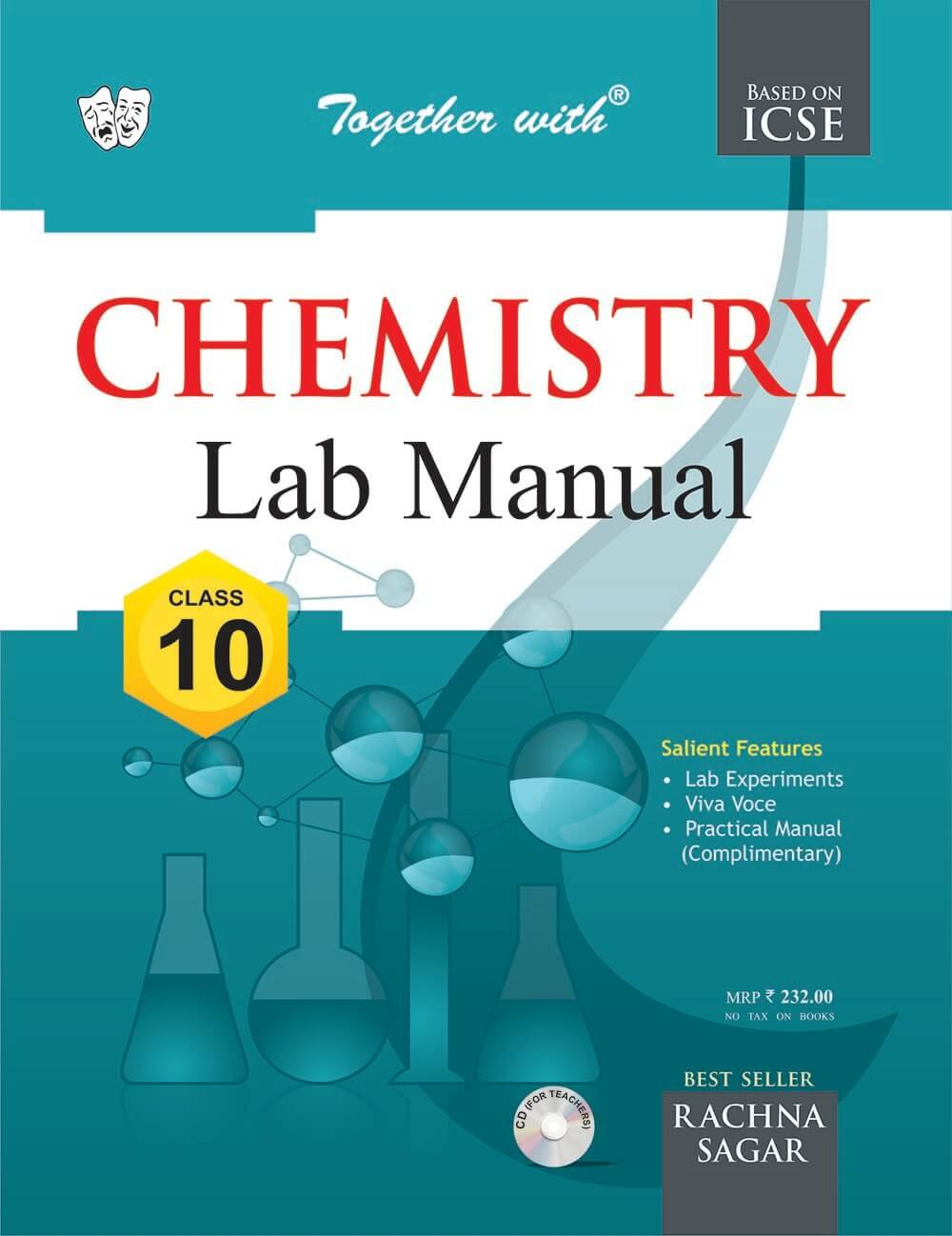 Together With ICSE Lab Manual Chemistry - 10: Amazon.in: Rachna Sagar: Books