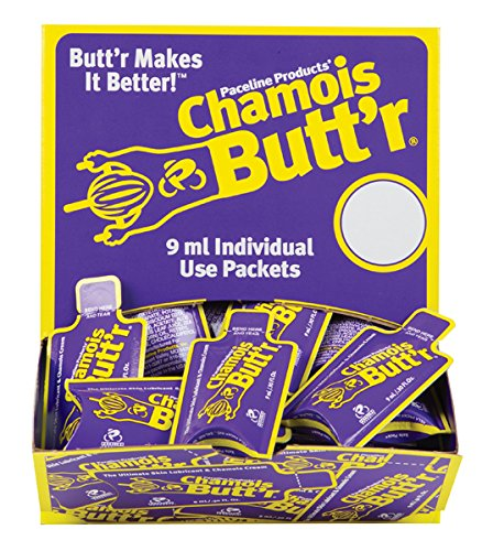 Chamois Butt'r Original 9mL Packets - 75 Count by Pace (Image #2)