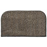 Kitchen Rugs Grey Garland Rug Berber Colorations Kitchen Slice Rug, 18-Inch by 30-Inch, Grey