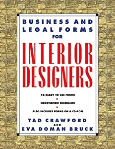 Business and Legal Forms for Interior Designers by Allworth Press