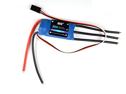 Robo India Essc30a Dys Electronic Speed Controller Esc For