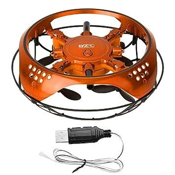 Mini UFO Quadcopter, Control Gestual Inteligente RC Drone ...