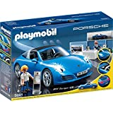 PLAYMOBIL (Playmobil) Porsche 911 Taga 4S 5991 [parallel import goods]