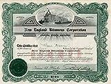 New England Bitumens Corporation
