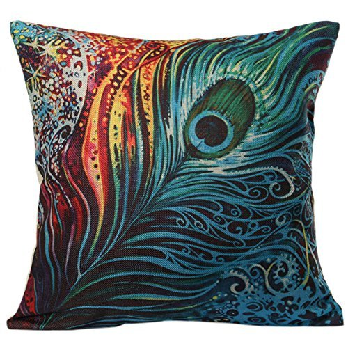 Top 5 Best decorative throw pillows brown and red for sale 2017 ? Daily Gifts For Friend