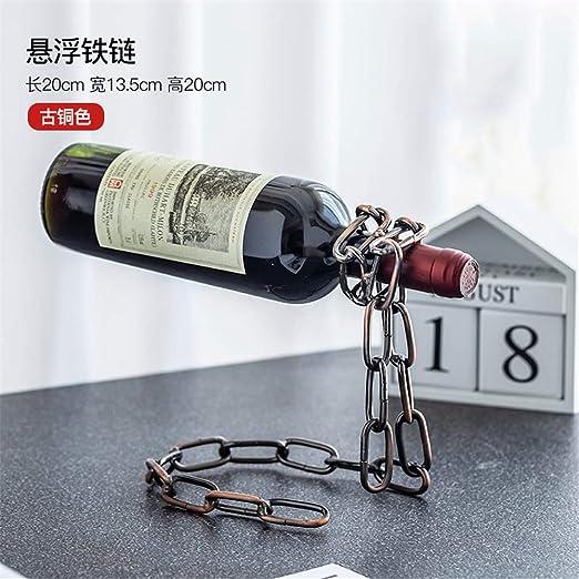 Vogue Fang hogar Creativo Estante de Vino decoración Estante de ...