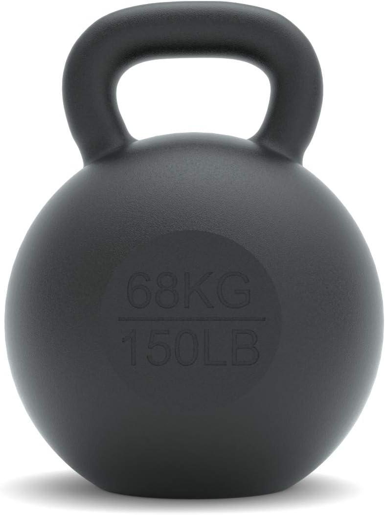 Sidea Kettlebell en fer noire