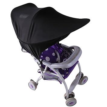 Lalang Shade para cochecito de bebé para cochecito de paseo persiana cortina fundas de sol: Amazon.es: Hogar