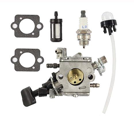 Replacement Carburetor Stihl for BR 350 BR 430 SR 430 SR 450 Backpack Blower