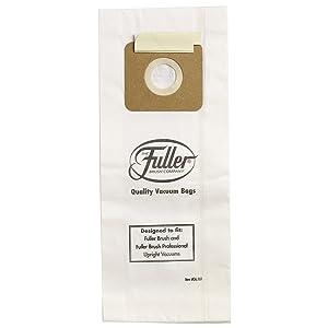 Fuller Brush Upright Vacuum Paper Bag 12-pack