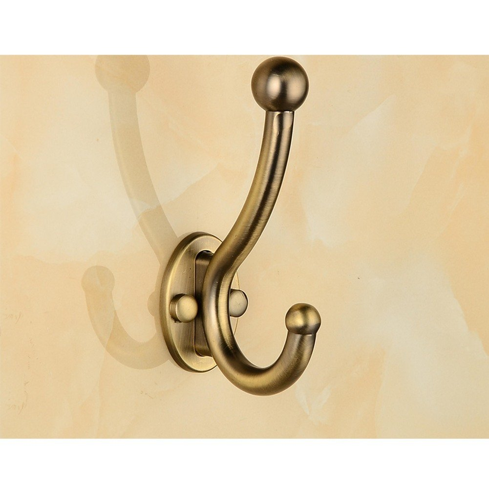 low-cost European-style single hooks/Linked to the wardrobe/Door ...