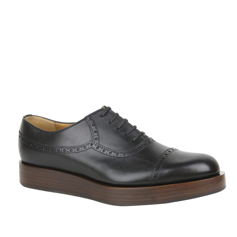 fb7d3db871de Amazon.com  Gucci Lace-up Leather Platform Oxford Shoes 353028  Shoes