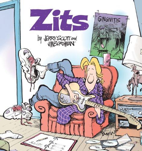 Zits: Sketchbook 1 ()