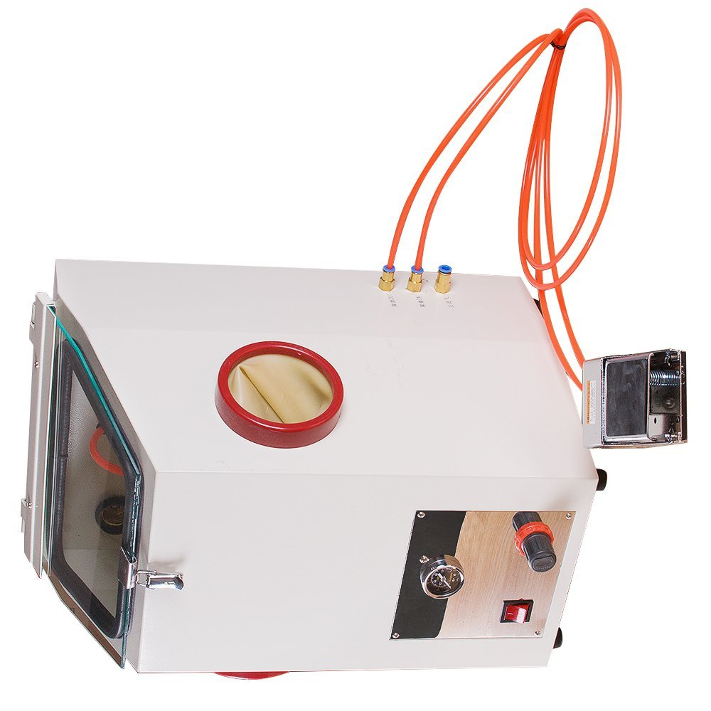 Dental Instruments Recyclable Sandblaster For Dental Lab Equipment by Carejoy (Image #2)