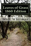 Image of Leaves of Grass 1860 Edition