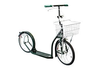 Amazon.com: Amish Made Kids Deluxe Kick Scooter, 16