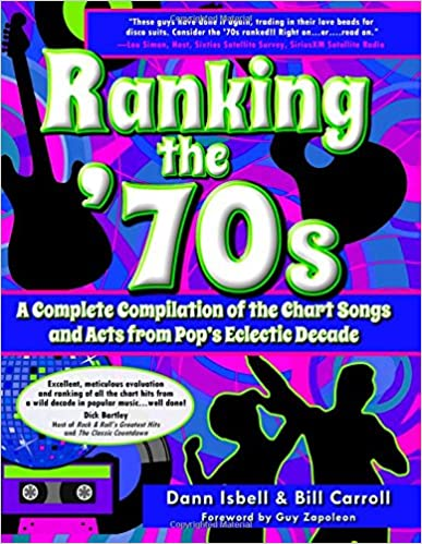 Ranking the '70s: A Complete Compilaton of the Chart Songs