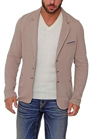 abbigliamento uomo giacca chiara jeans