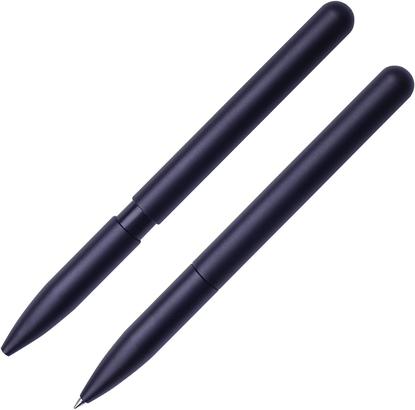 Pentel BL2007CABX EnerGel Style Gel Pen, Navy 0.7mm Medium Line