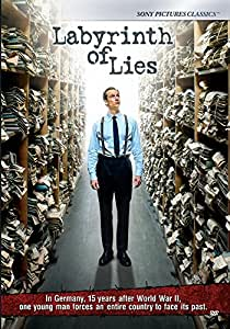Labyrinth of Lies DVD